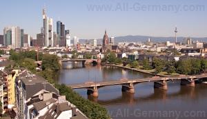 Достопримечательности Франкфурта-на-Майне