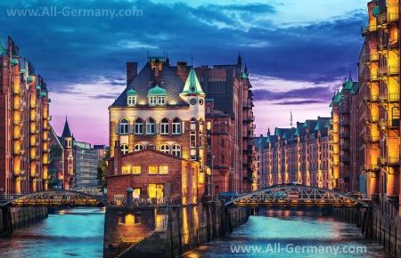 Сказочный Гамбург