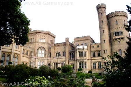 Замок Бабельсберг