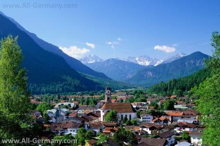 Красоты Баварии
